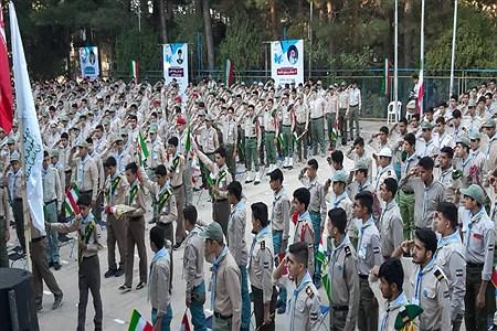 دومین روز حضور پیشتازان پسر خوزستان در نهمین دوره اردوی ملی نیشابور   Mohamad Reza Jahed
