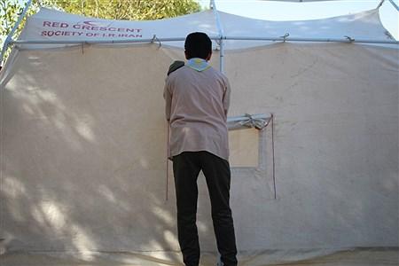 آخرین روز از نهمین دوره اردوی ملی پیشتازان سراسر کشور | Amirhossein Bahrami