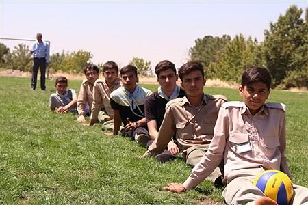 آخرین روز از نهمین دوره اردوی ملی پیشتازان سراسر کشور | Mohammad Amin Mohammadian
