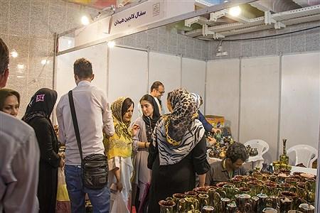 دومین نمایشگاه و جشنواره ملی گردشگری و صنایع دستی در ارومیه2   Ali Arsalani