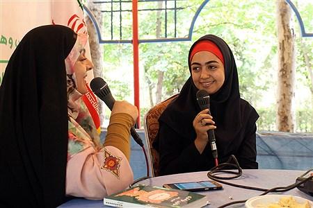 پذیرش برگزیدگان سی و هفتمین جشنواره فرهنگی هنری دختران سراسر کشور   Amir Gholami