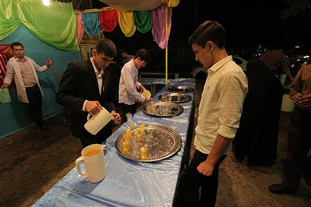 جشن عید غدیر در خیابانهای مشهد | Amir Hossein Yeghane