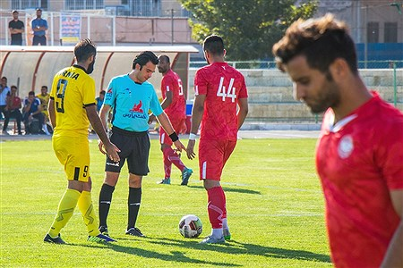 نود ارومیه 1-سپیدرود رشت 0 | Ali Arsalani