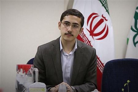 نشست ماهیانه مجلس دانش آموزی شهر تهران | Zahra Alihashemi