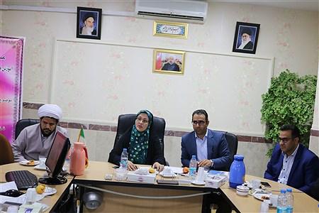 برگزاری جلسه شورای آموزش و پرورش شهر قدس | Mohammad javad Maher
