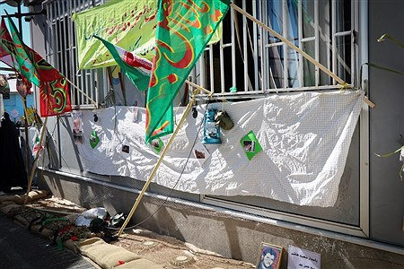 مانور آمادگی بازگشایی مدارس در ارومیه | Behzad Golestani