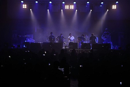 کنسرت رضا بهرام | Mobina Pakdaman