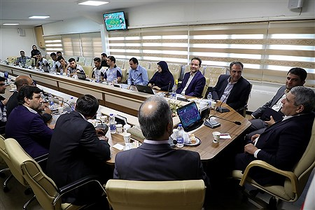 دیدار اعضای تیم فوتسال دانشآموزی با معاون وزیر آموزش و پرورش | Bahman Sadeghi