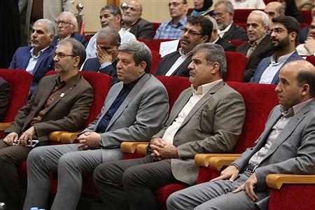 آیین تکریم بازنشستگان فرهنگی شهر تهران | Zahra Alihashemi