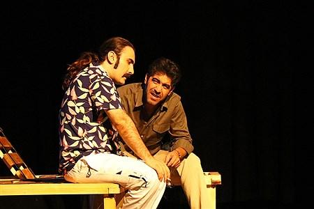 تئاتر <گوشۀ تبریز تا پرده های ترابزون> در ارومیه | Ali Arsalani