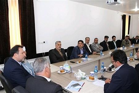 بازدید دکترکمرئی معاون آموزش متوسطه وزارت آموزش و پرورش از شهرستان درمیان | Mohadeseh Hessami