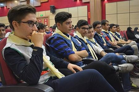آیین افتتاحیه بیست  پنجمین کنگره قرآن کریم دانش آموزان سمپاد | Sara Vesagh