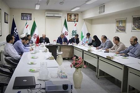 برگزاری نشست کارگروه سرویس مدارس شهر تهران  | Zahra Alihashemi