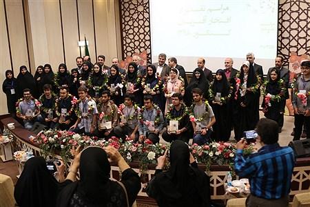 مراسم تقدیر از برگزیدگان کنکور98 شهر تهران | Zahra Alihashemi