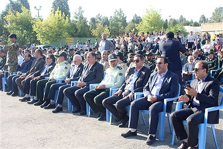 آیین غبار روبی مزار شهدا به مناسبت گرامیداشت هفته دولت  در ارومیه   Reza Maroufi