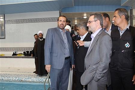 مراسم افتتاح پروژه های عمرانی شهرستان اسلامشهر با حضور استاندارتهران | Fatemeh Vazifeh