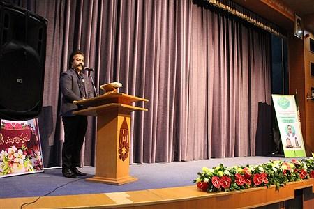 مراسم نکوداشت هفته همدان با حضور مدیرعامل کانون پرورش فکری کودکان و نوجوانان در تالار فجر برگزار شد   Sara Khotanloo