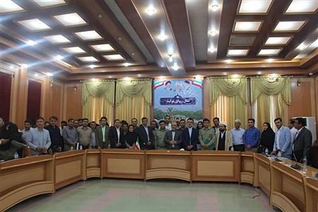 کارمندان نمونه ادارات شهرستان دشتستان  | Mahtab boustani