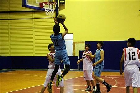 دومین دوره المپیاد بسکتبال سه به سه کشور | Aliasghar Taman