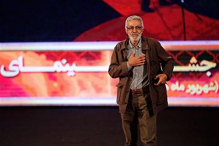 بیست و یکمین جشن سینمای ایران | Hossein Paryas
