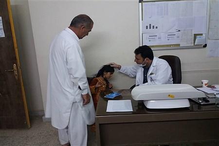 خدمت پزشکان هلال احمر زنجان در مناطق کم برخوردار سیستان و بلوچستان | Fatemeh Rezaee