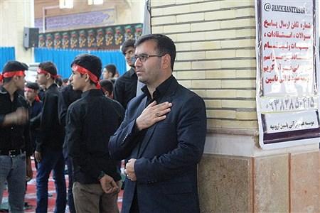 سوگواره احلی من العسل در مصلی امام خمینی (ره) ارومیه | Reza Maroufi