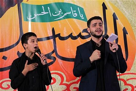 اجتماع نوجوانان عاشورایی در سوگواره احلی من العسل در حرم حضرت عبدالعظیم (ع)   Amir Gholami