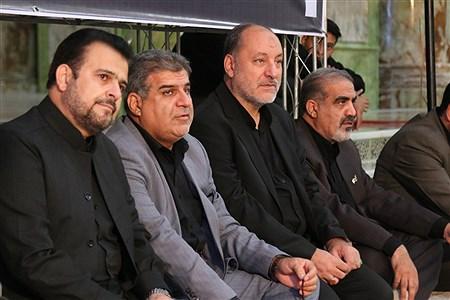 برگزاری مراسم احلی من العسل در شهر تهران   Zahra Alihashemi