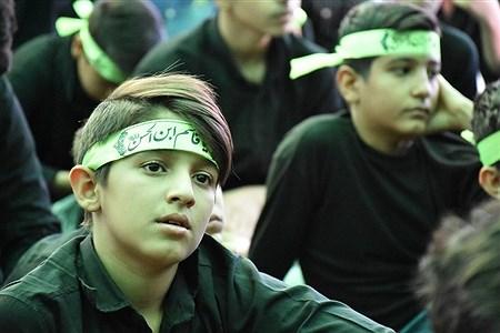 اجتماع بزرگ (احلی من العسل) نوجوانان دانشآموز کرمانشاهی    Mohamad azin