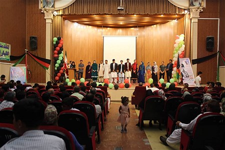 جشن استقلال افغانستان به همت انجمن علمی فرهنگی کلکین در سالن کوثر برگزار شد. | anjoman kalkin