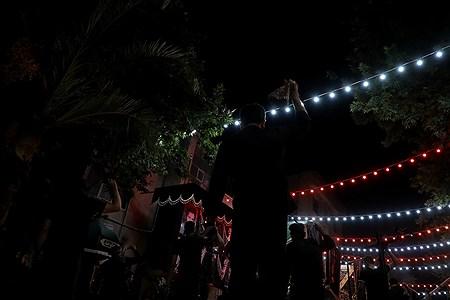 مراسم  عزاداری و گلریزان شب علی اکبر | Arshideh Shahangi