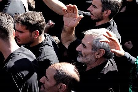 دستهی حسینیه اعظم زنجان به یاد علمدار کربلا | Arian Bahmani