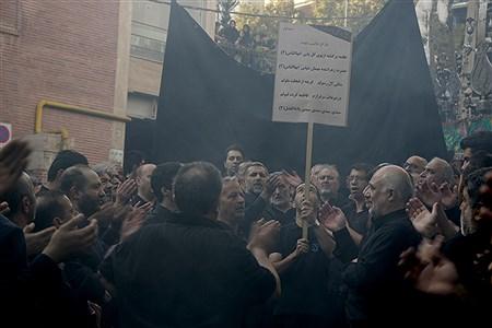 مراسم عزاداری شب تاسوعا در امامزاده قاسم   Laya Jebeli