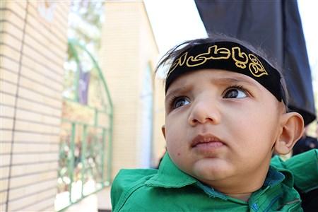 میثاق دوباره با شهیدان در عصر تاسوعای امام حسین ،گلزار شهدای شهرستان آباده   MOHAMMAD MAHDI EeRfAn