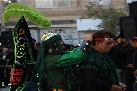 مراسم عزاداری تاسوعای حسینی درشهر قدس | Saba Bahrami