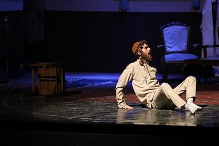 تئاتر تعزیه « لای لای گوزومون نوری » | Amir Hosein Mollazade