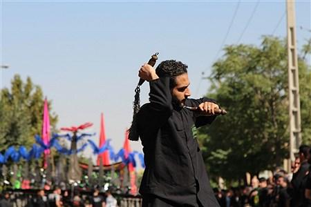 مراسم عزاداری تاسوعای حسینی در همدان | Amirhossein Moradi