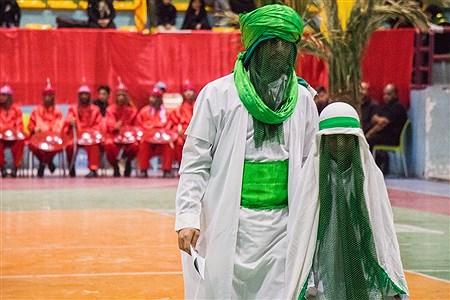 مراسم تعزیه خوانی محرم در ارومیه | Ali Arsalani