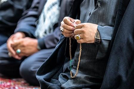 نماز ظهر عاشورا در ارومیه | Amir Hosein Mollazade