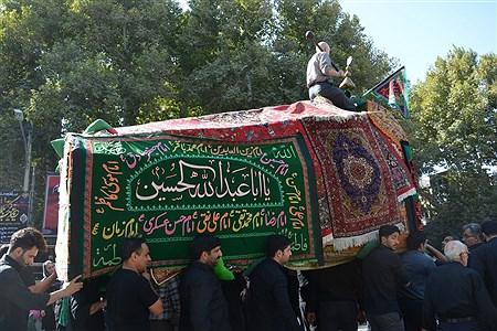 عزاداری عاشورای حسینی در شهریار | Sara Vesagh