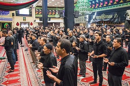 مراسم عزاداری عاشورای حسینی در ارومیه   Ali Arsalani
