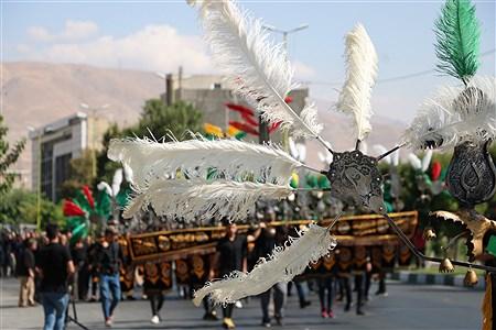 مراسم عزاداری روز عاشورا در شهر قدس   Saba Bahrami