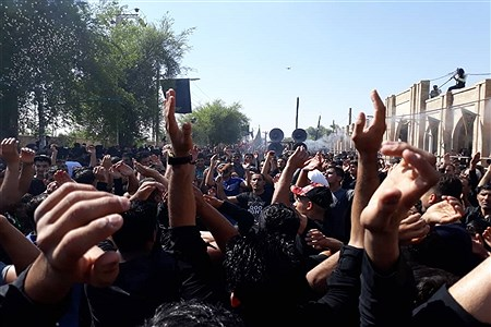 برگزاری آیینهای عاشورای حسینی در اندیمشک | Yasin Darcy