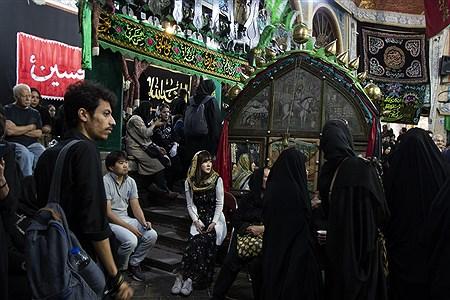 عاشورای حسینی در تجریش  | Laya Jebeli