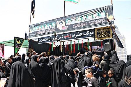حال و هوای اربعین حسینی در موکب های روستای امیرحاجیلو | Ahmadreza Karimiyan