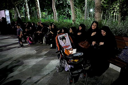 مراسم شام غریبان حسینی | Bahman Sadeghi