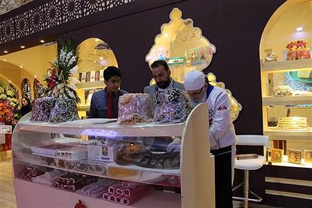 هجدهمین نمایشگاه بین المللی شیرینی و شکلات و صنایع وابسته | Sasan Haghshenas