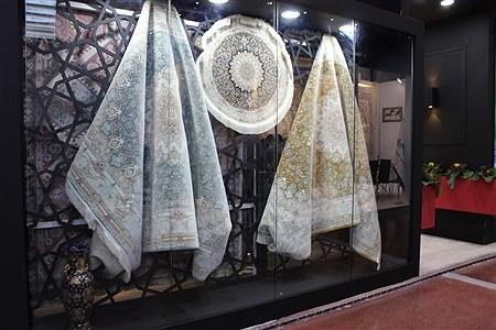 یازدهمین  نمایشگاه بین المللی کفپوش، موکت و فرش ماشینی | Sasan Haghshenas