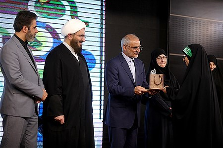 افتتاحیه  سیزدهمین کنگره اتحادیه انجمنهای اسلامی دانشآموزان | Bahman Sadeghi