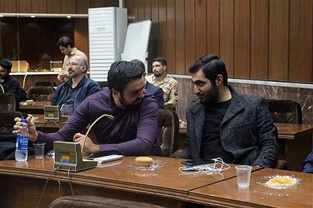 آیین تودیع و معارفه مسئول بسیج رسانه  آذربایجان شرقی | Leila Hatami